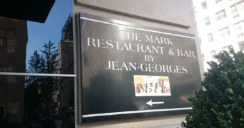 The Mark Restaurant Madison Avenue